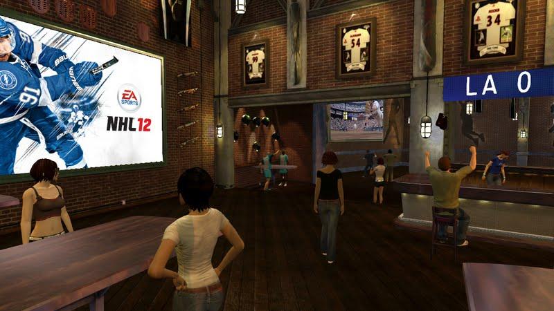 Spuštěna nová verze PlayStation Home 54930