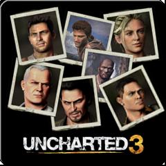 Vyšel skin pack DLC pro Uncharted 3 54936