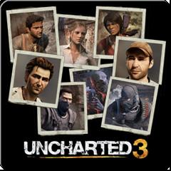 Vyšel skin pack DLC pro Uncharted 3 54937