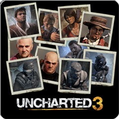 Vyšel skin pack DLC pro Uncharted 3 54938