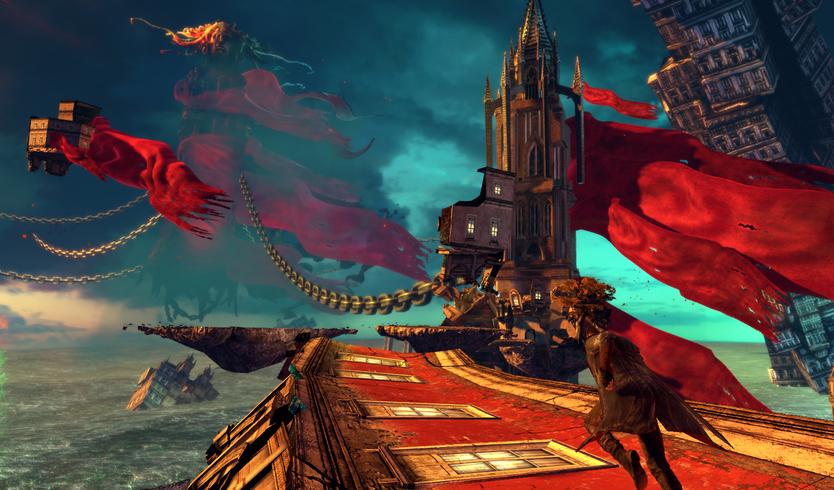 Barevné obrázky z DmC: Devil May Cry 54948