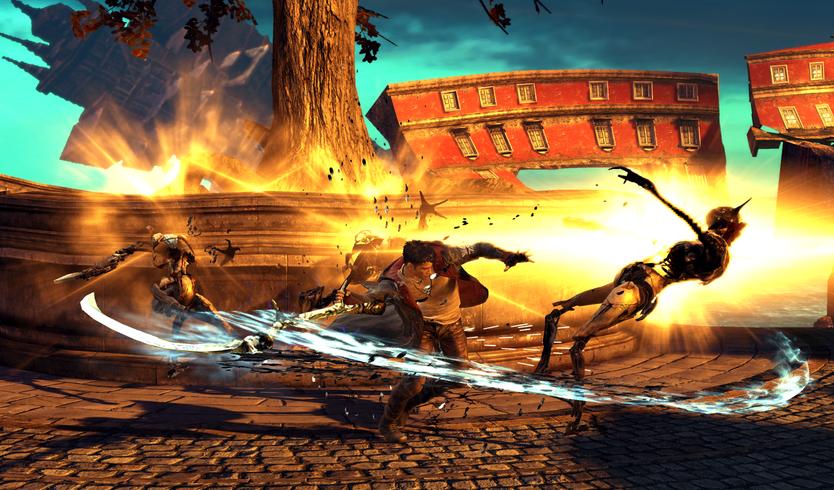 Barevné obrázky z DmC: Devil May Cry 54950