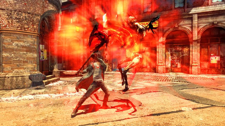 Barevné obrázky z DmC: Devil May Cry 54954