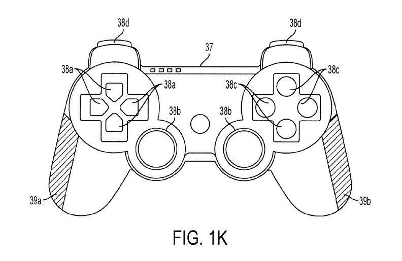 Sony si patentovala biometrické ovladače 54967