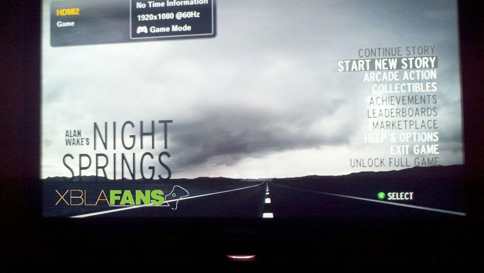 Nový Alan Wake vyjde v digitální podobě 54970