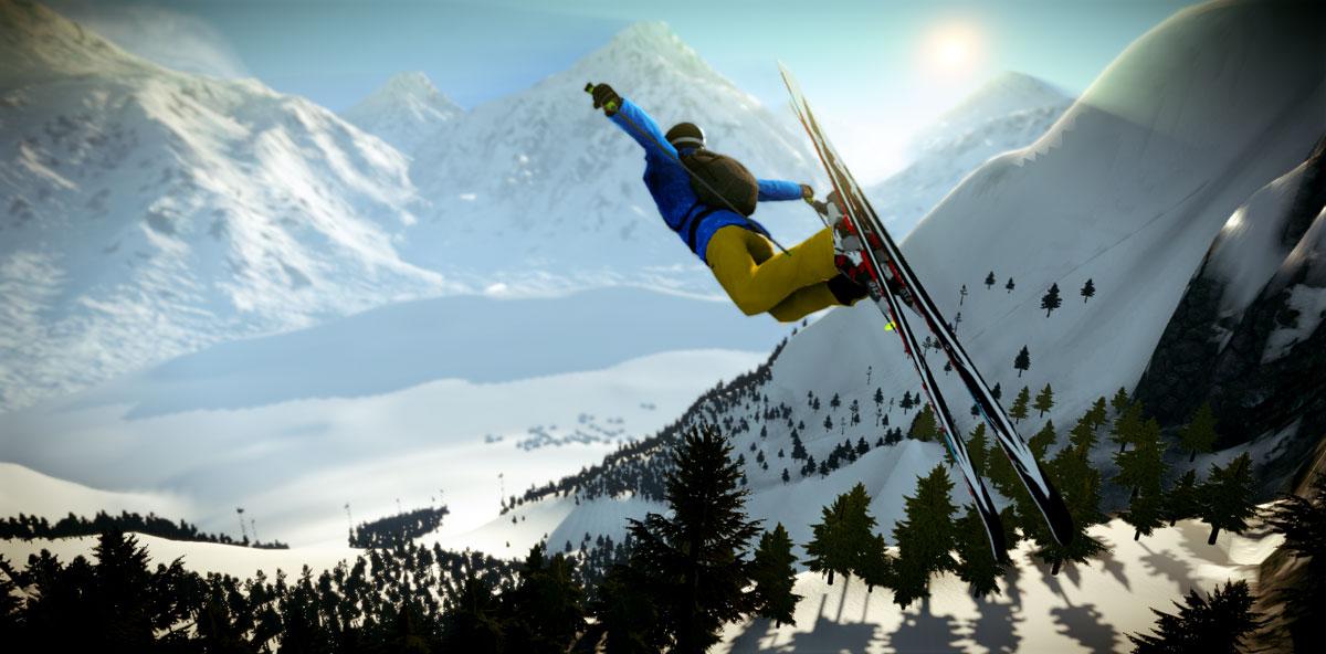 SNOW - Adrenalinové lyžování na CryEngine 3 54980