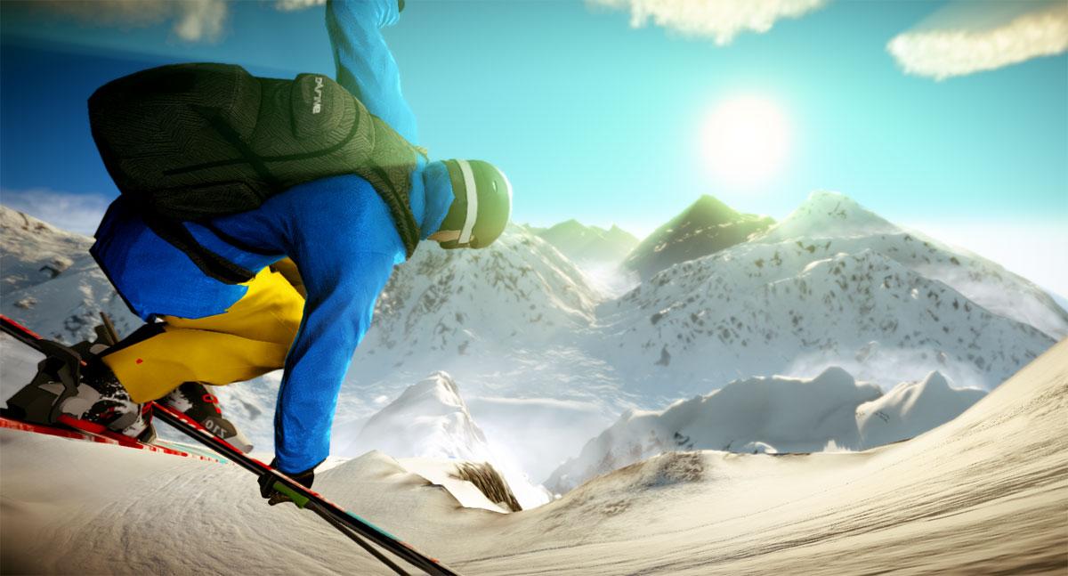 SNOW - Adrenalinové lyžování na CryEngine 3 54982