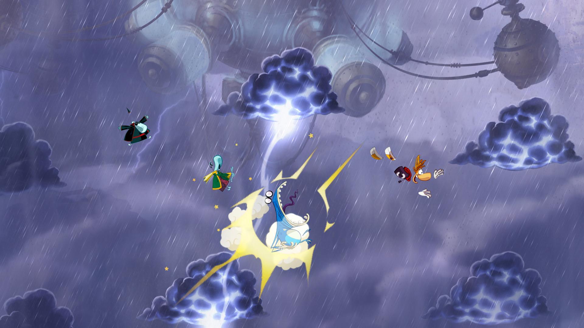 Rayman Origins – a nostalgie udeří 54986