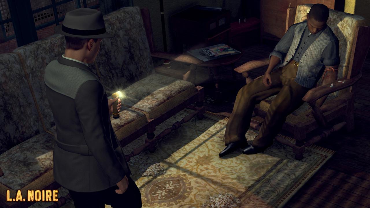 Obrázky z PC verze L.A. Noire 54990