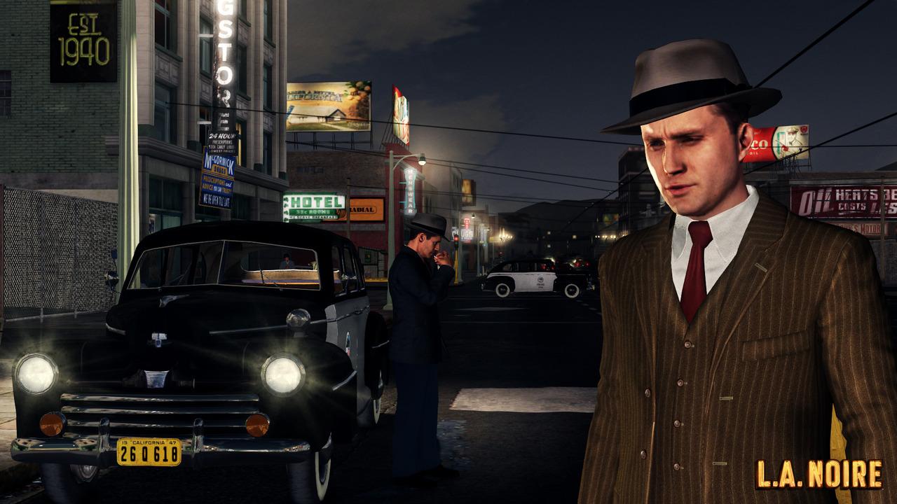 Obrázky z PC verze L.A. Noire 54991