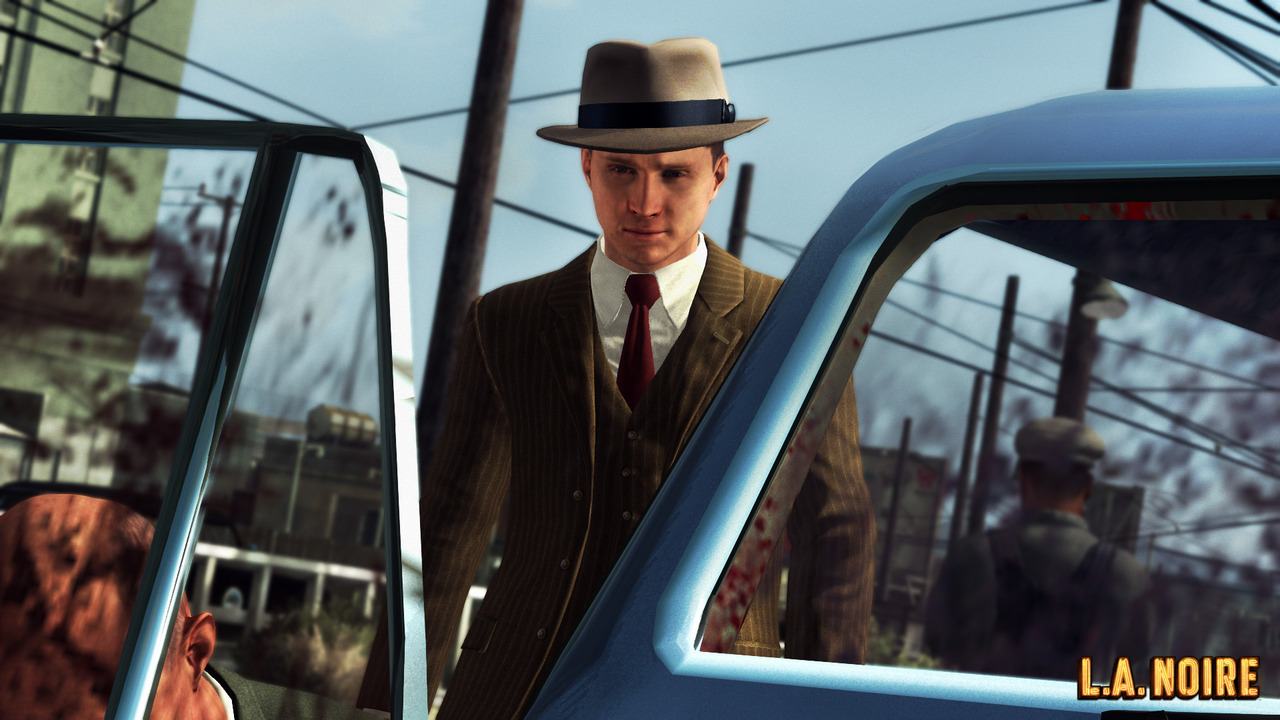 Obrázky z PC verze L.A. Noire 54992