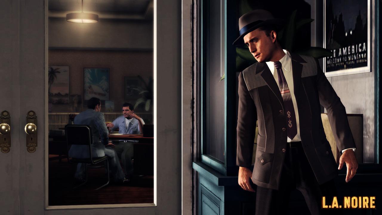 Obrázky z PC verze L.A. Noire 54993
