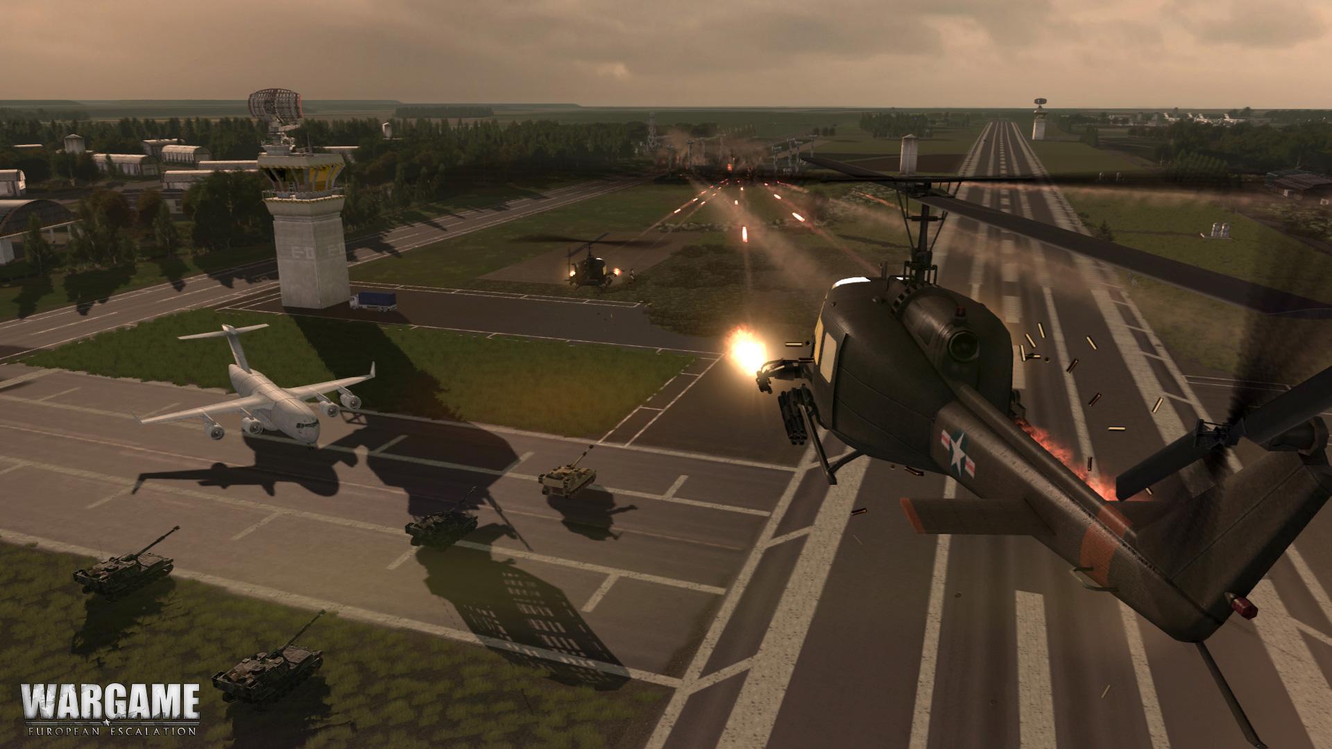 Screenshoty z Wargame: European Escalation 54995