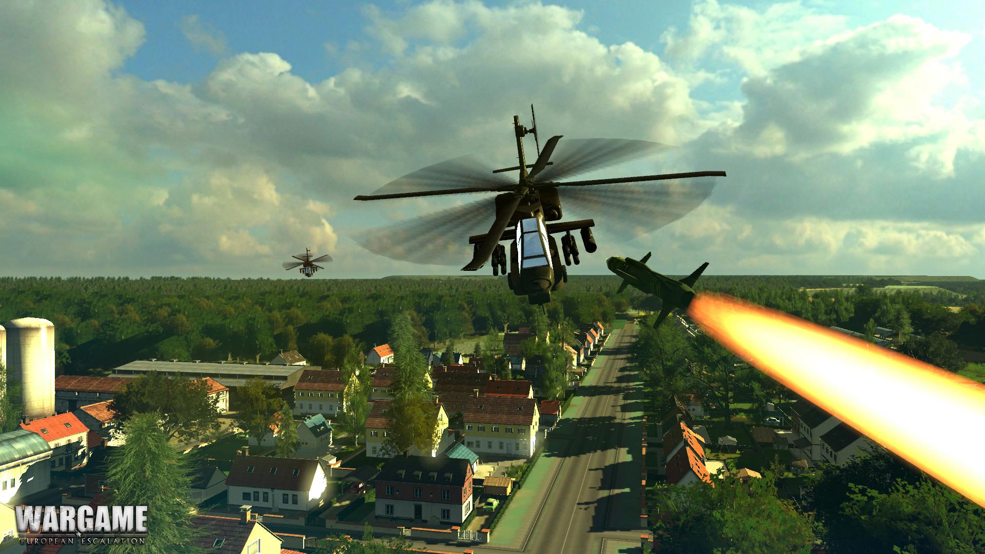 Screenshoty z Wargame: European Escalation 54996