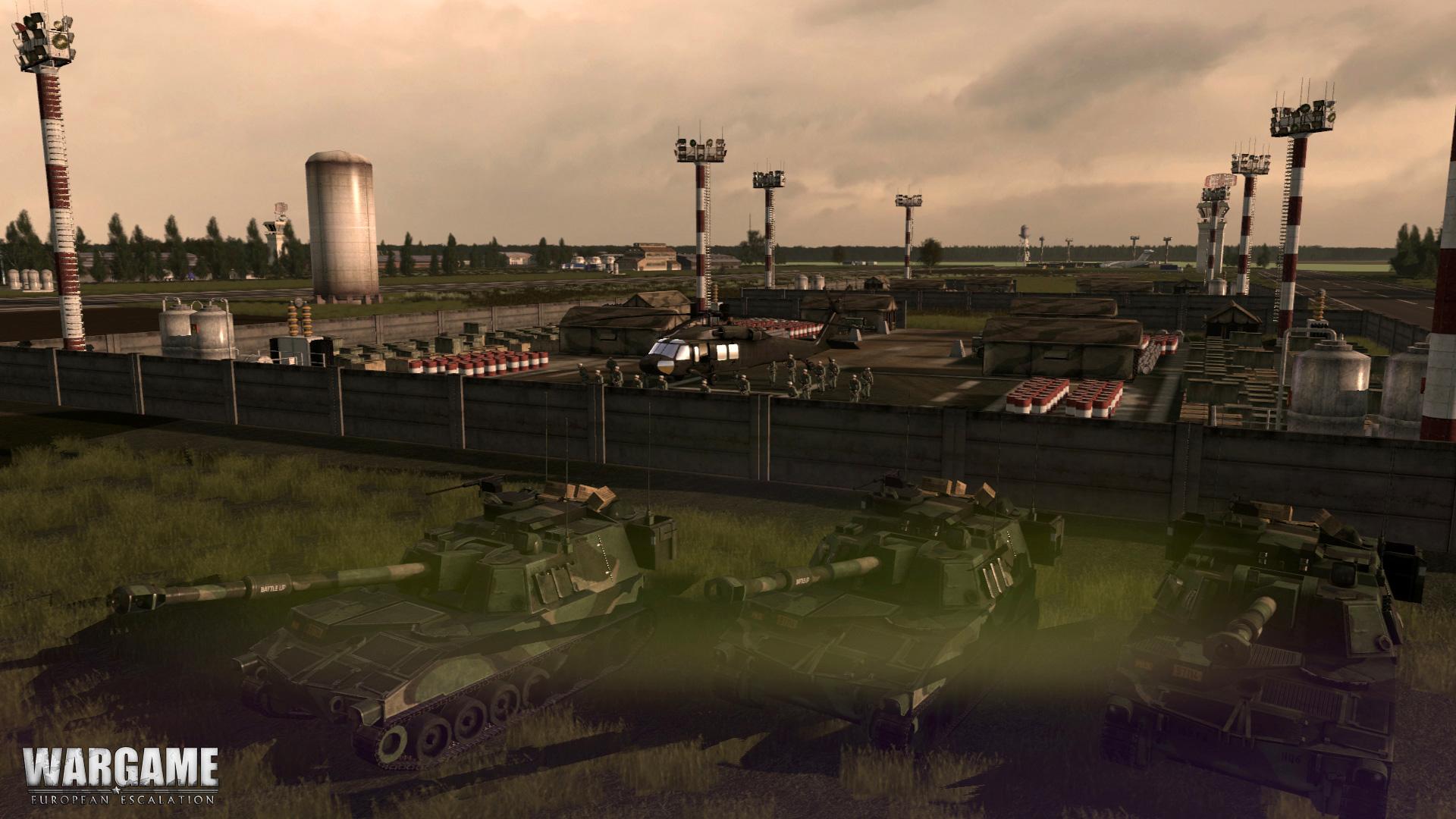 Screenshoty z Wargame: European Escalation 54997