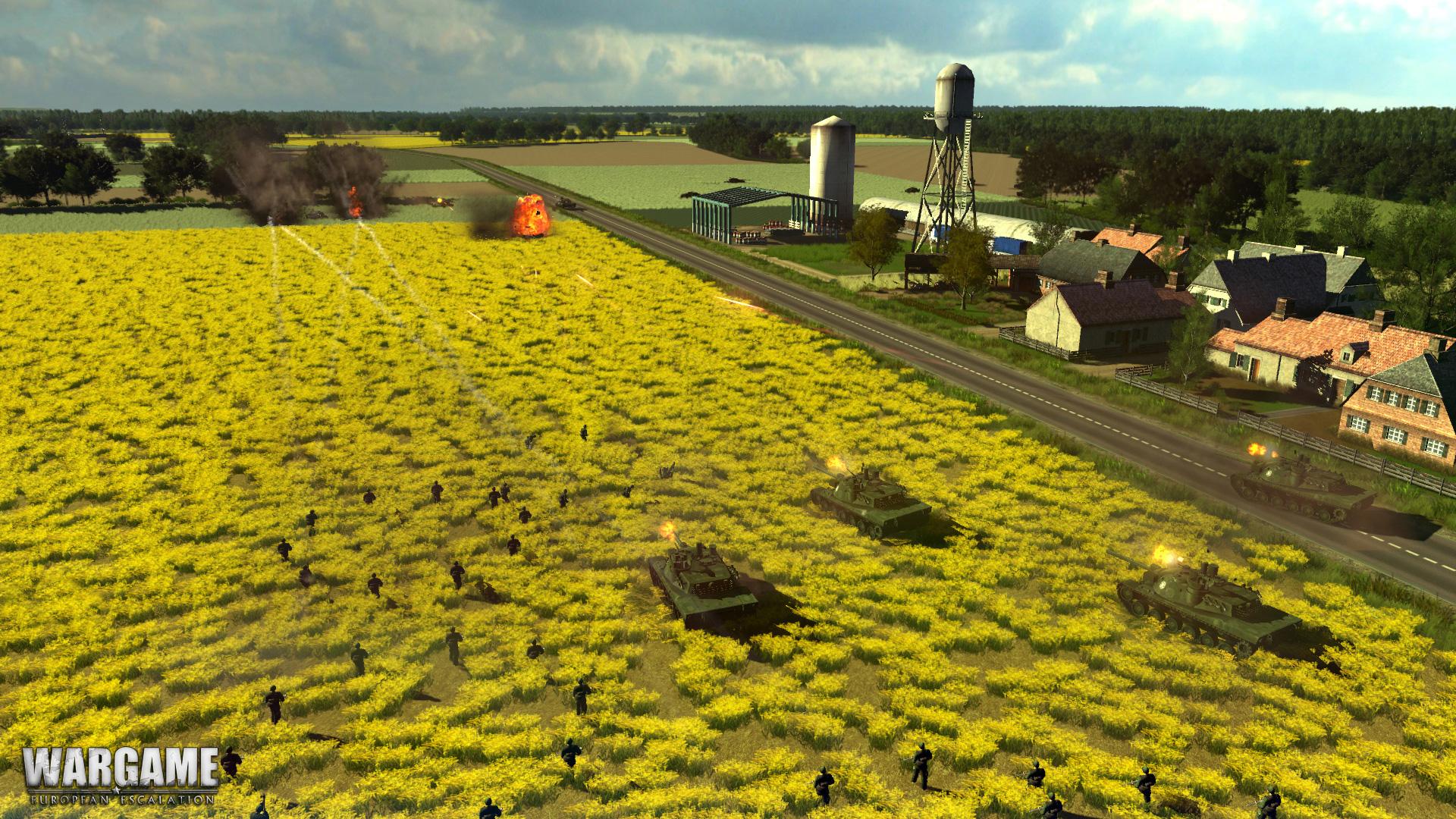 Screenshoty z Wargame: European Escalation 54998