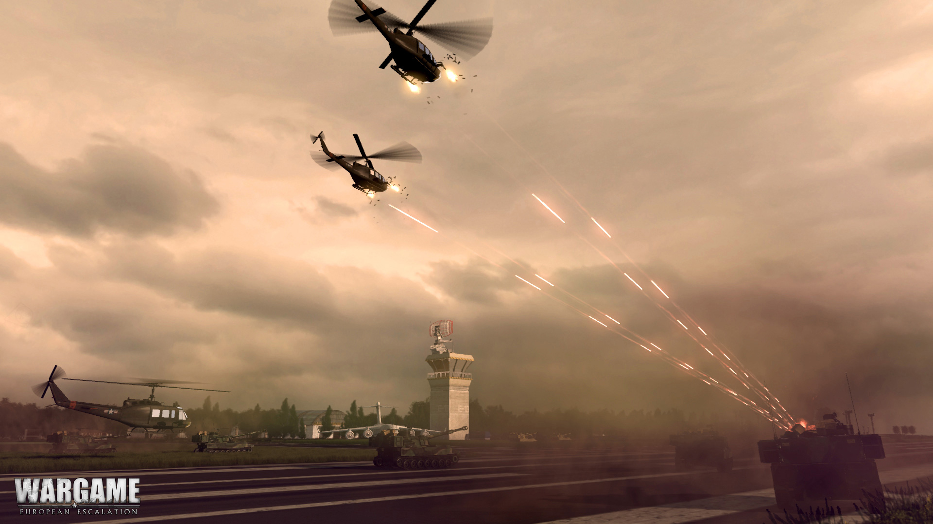Screenshoty z Wargame: European Escalation 54999