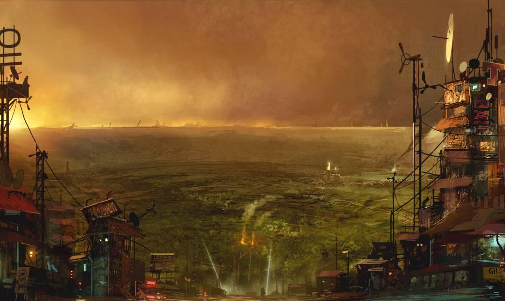 Představeno post-apokalyptické RPG Krater 55009
