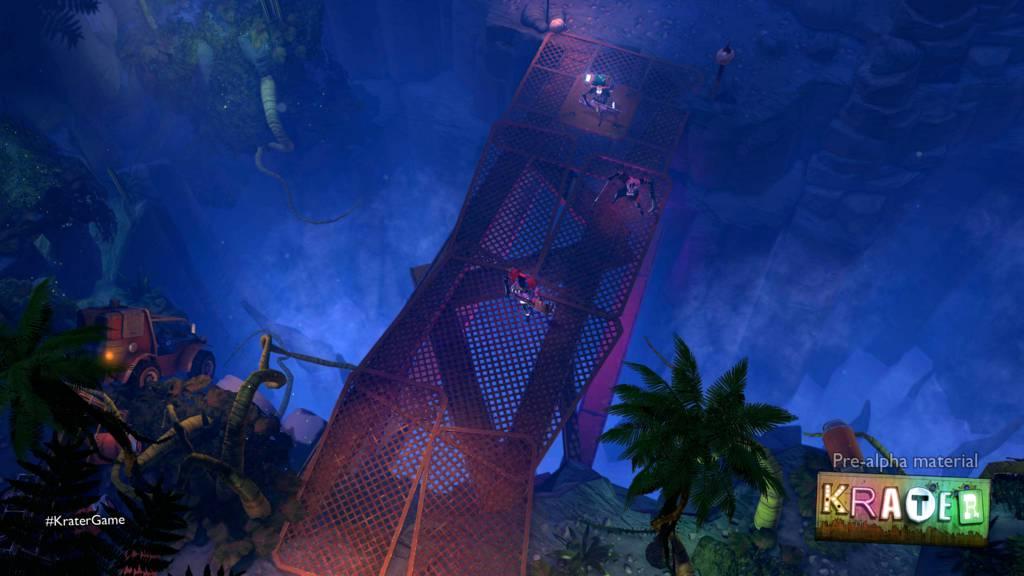 Představeno post-apokalyptické RPG Krater 55011