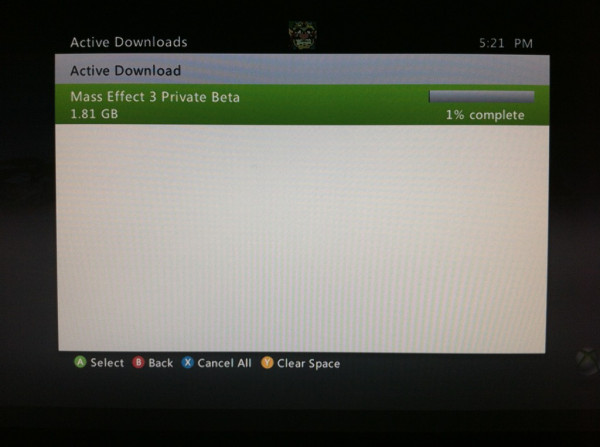 Obrázky a videa z hraní Mass Effect 3 55036