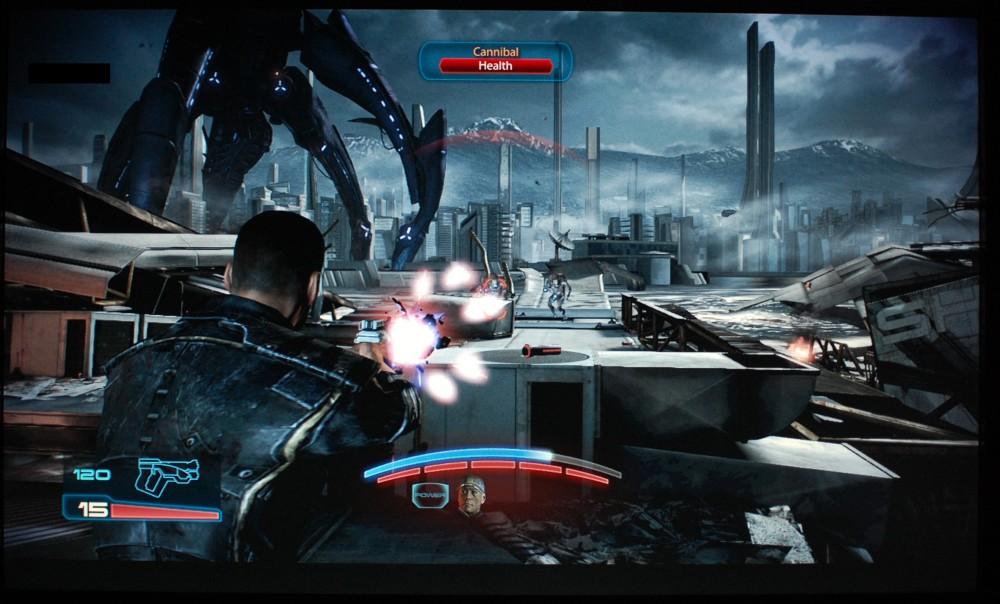 Obrázky a videa z hraní Mass Effect 3 55038