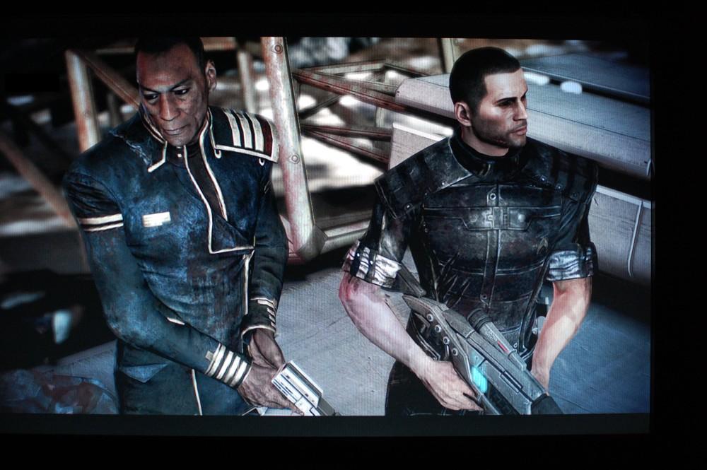 Obrázky a videa z hraní Mass Effect 3 55045