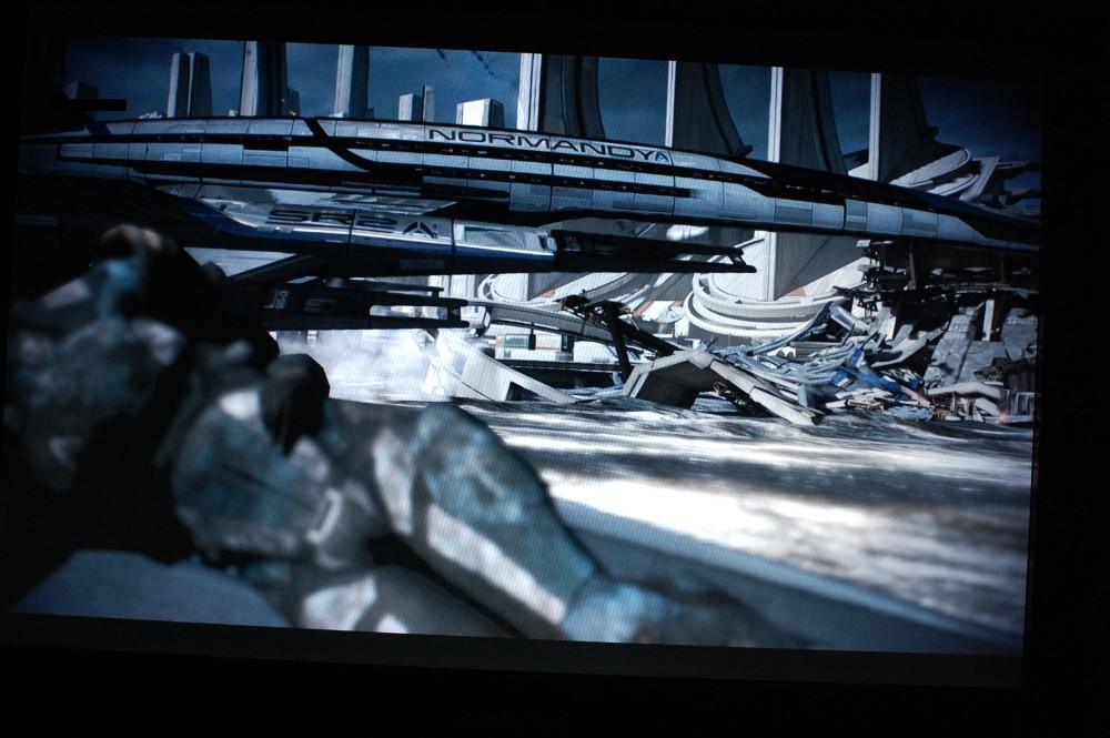 Obrázky a videa z hraní Mass Effect 3 55046