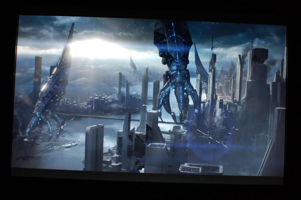 Obrázky a videa z hraní Mass Effect 3 55054