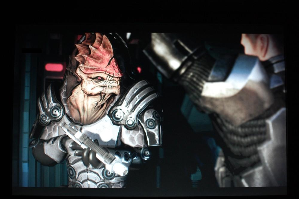 Obrázky a videa z hraní Mass Effect 3 55055