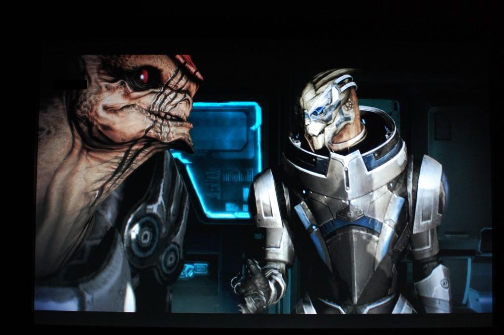 Obrázky a videa z hraní Mass Effect 3 55058