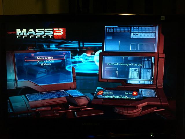 Obrázky a videa z hraní Mass Effect 3 55059