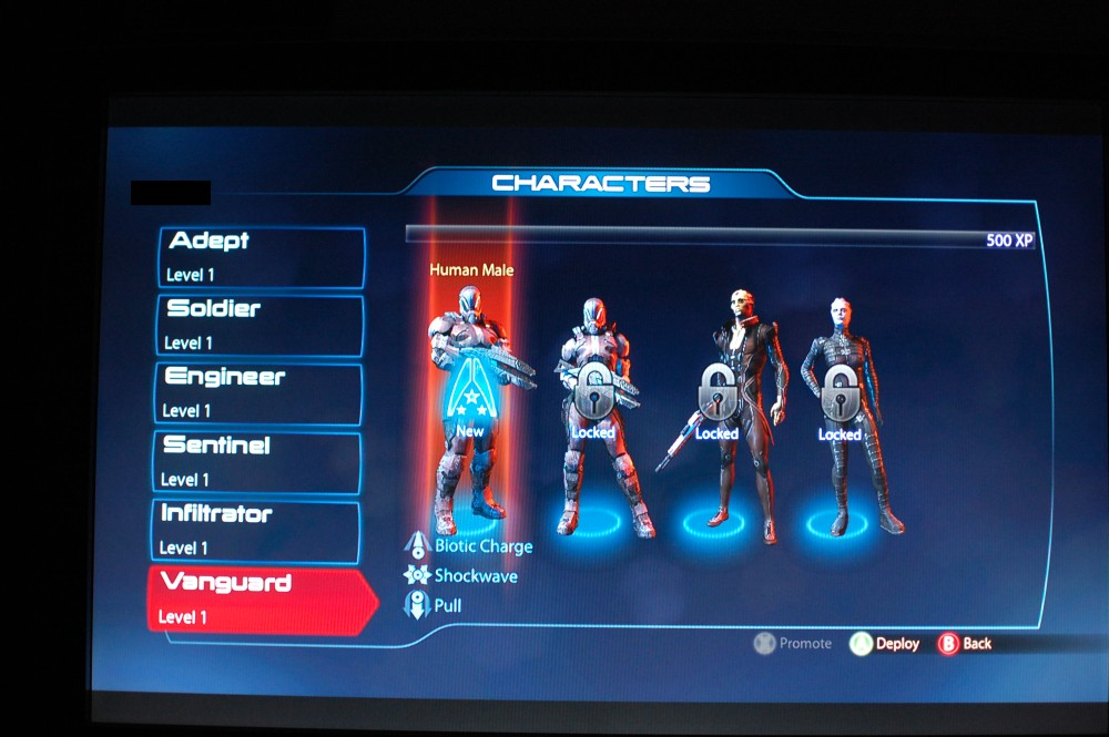 Obrázky a videa z hraní Mass Effect 3 55060