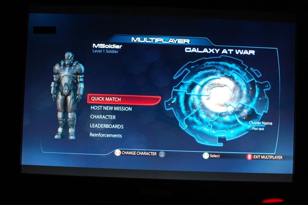 Obrázky a videa z hraní Mass Effect 3 55062