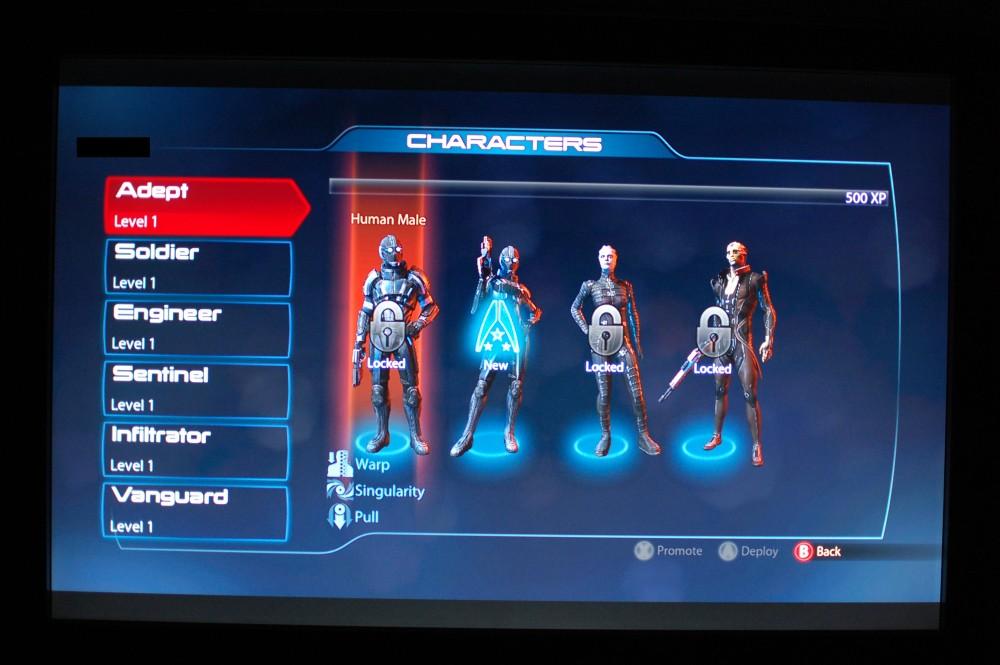 Obrázky a videa z hraní Mass Effect 3 55064