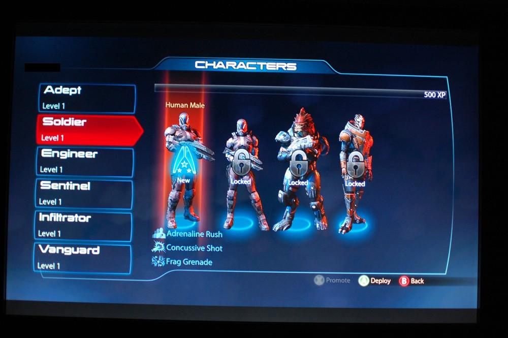 Obrázky a videa z hraní Mass Effect 3 55065