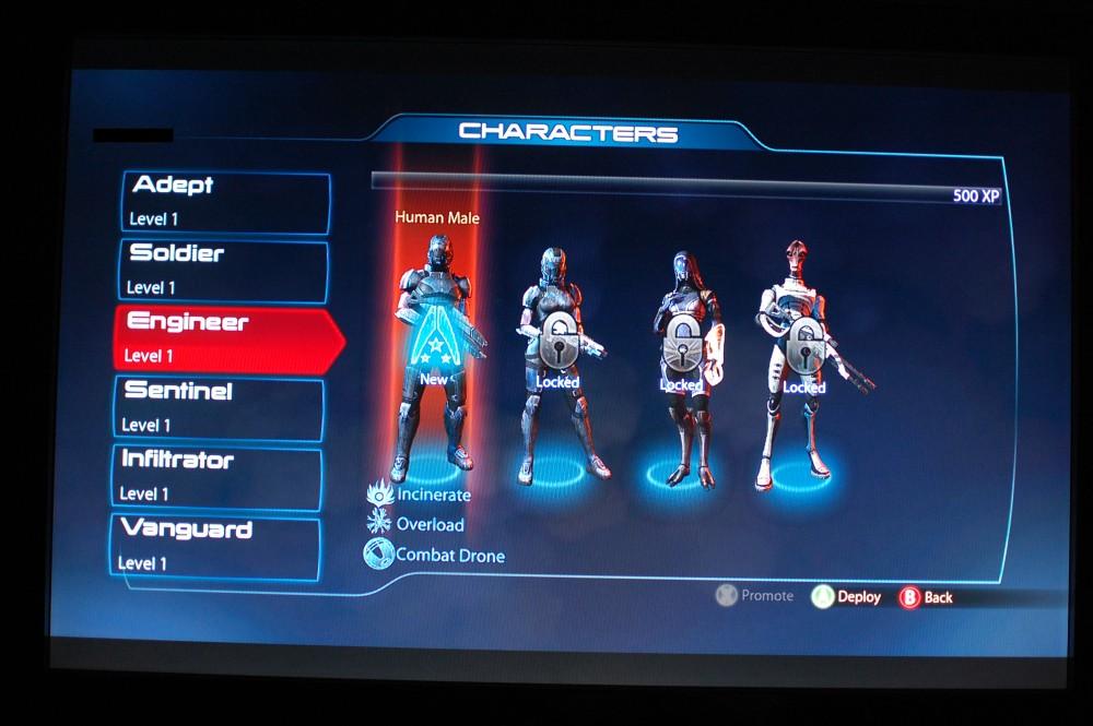 Obrázky a videa z hraní Mass Effect 3 55066