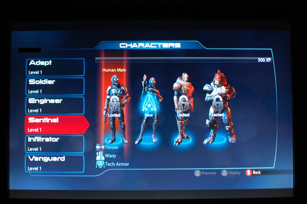 Obrázky a videa z hraní Mass Effect 3 55067