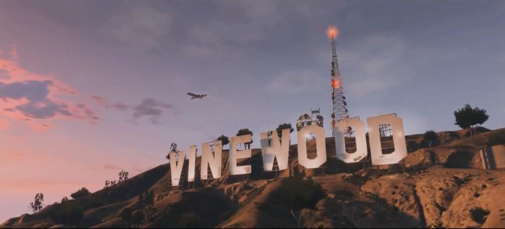 Grand Theft Auto V – Los Santos před dvaceti lety a dnes 55106