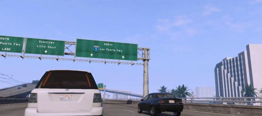 Grand Theft Auto V – Los Santos před dvaceti lety a dnes 55109