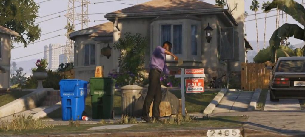 Grand Theft Auto V – Los Santos před dvaceti lety a dnes 55111