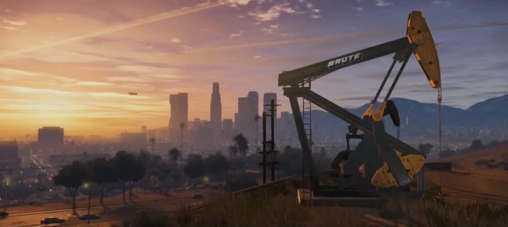Grand Theft Auto V – Los Santos před dvaceti lety a dnes 55115