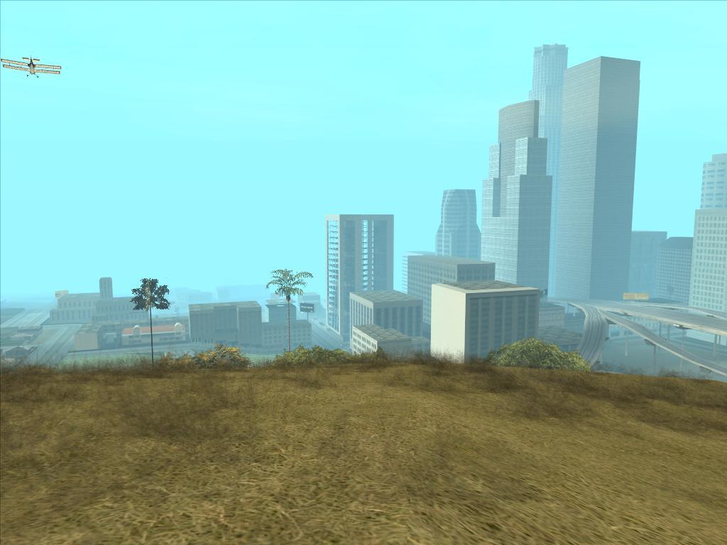Grand Theft Auto V – Los Santos před dvaceti lety a dnes 55116