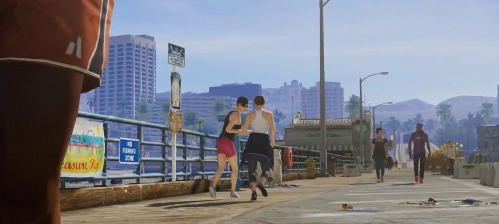 Grand Theft Auto V – Los Santos před dvaceti lety a dnes 55117