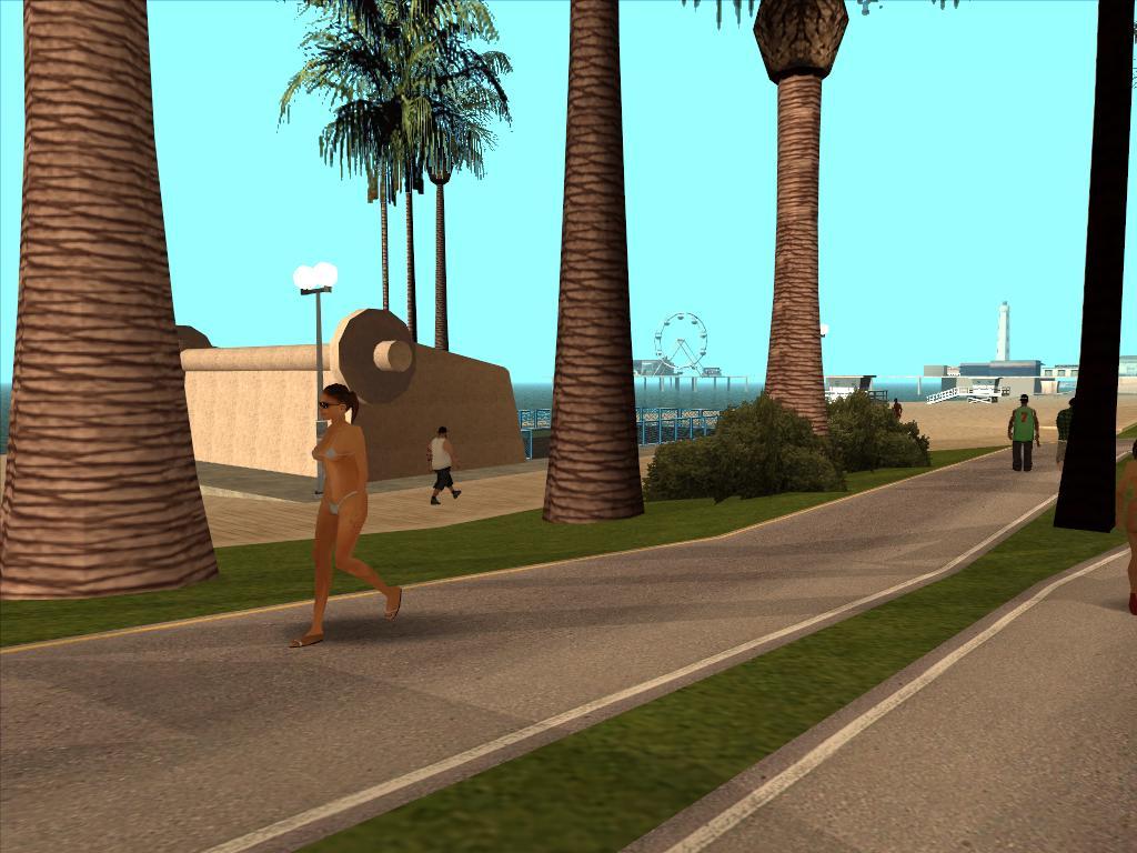 Grand Theft Auto V – Los Santos před dvaceti lety a dnes 55122