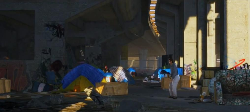 Grand Theft Auto V – Los Santos před dvaceti lety a dnes 55124