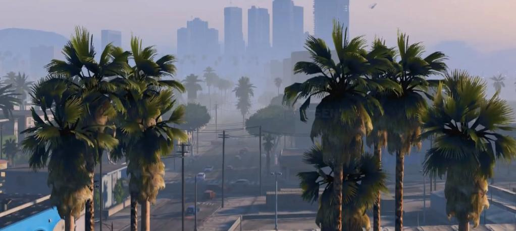 Grand Theft Auto V – Los Santos před dvaceti lety a dnes 55127