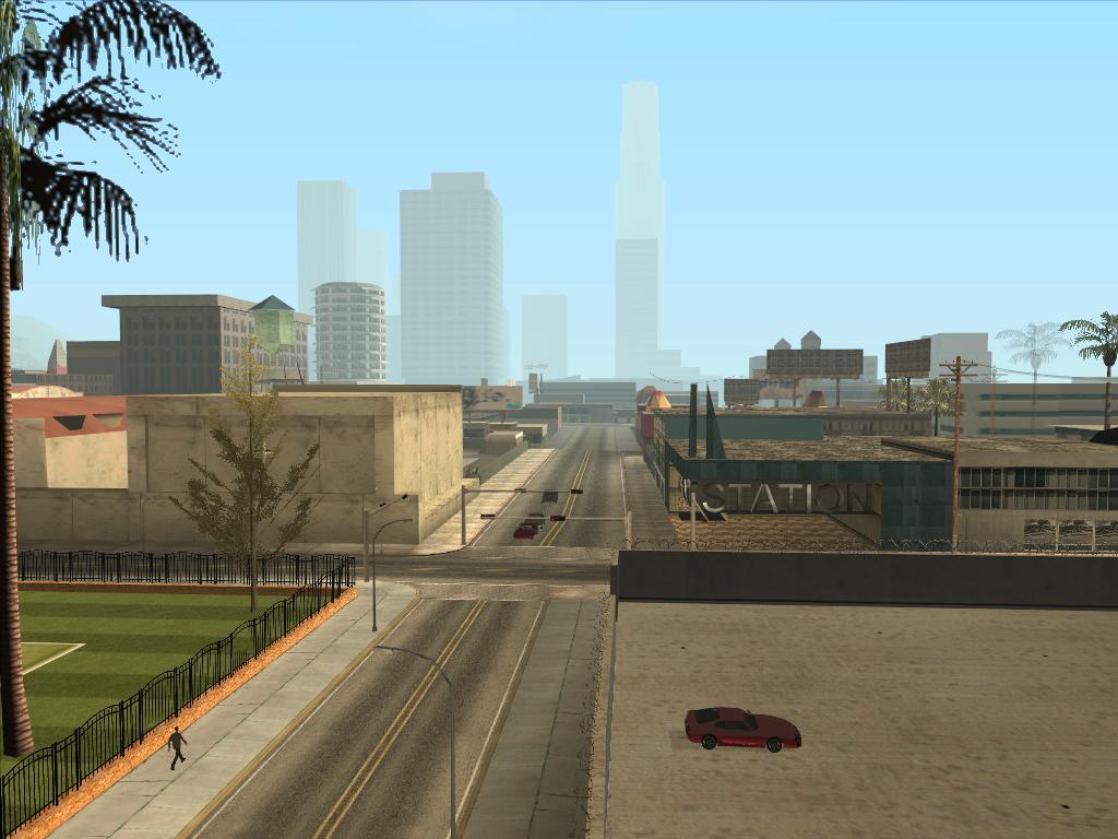 Grand Theft Auto V – Los Santos před dvaceti lety a dnes 55128