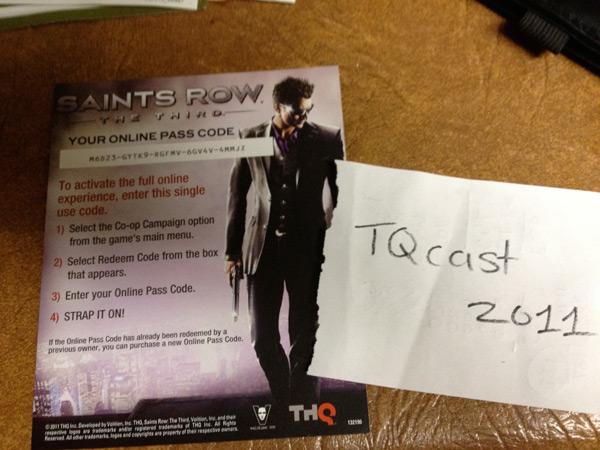 Saints Row: The Third s online passem 55134