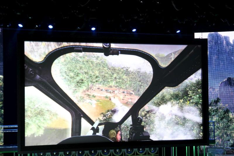 E3: Press konference Microsoftu 5544