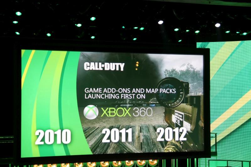 E3: Press konference Microsoftu 5546